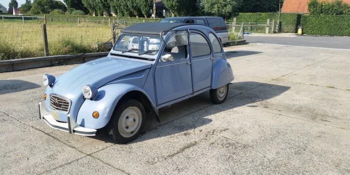 Citroën 2pk