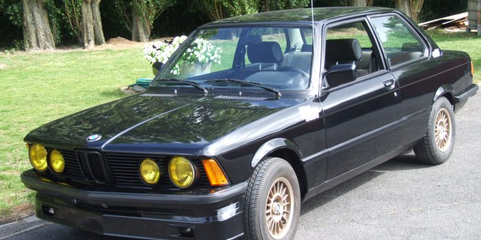 BMW E21 315