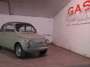 fiat 500 bwj 1968/1